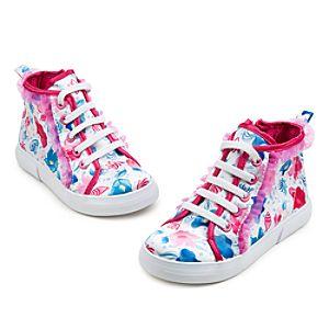 Ariel Hi Top Sneakers for Baby