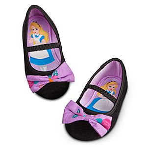 Alice in Wonderland Shoes for Baby