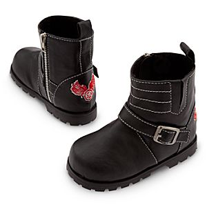 Mickey Mouse Motorcycle Boots for Baby