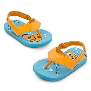 Nemo Flip Flops for Baby