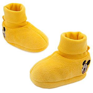 Mickey Mouse Costume Shoes for Baby
