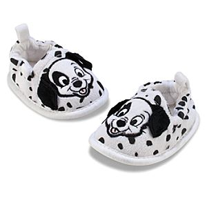 101 Dalmatians Plush Slippers for Baby