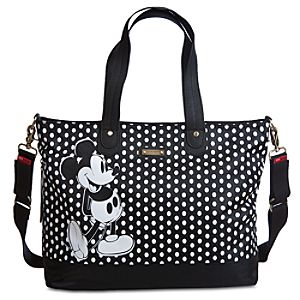 Mickey Mouse Diaper Bag by Storksak