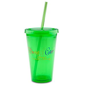 World of Color Tumbler -- Green