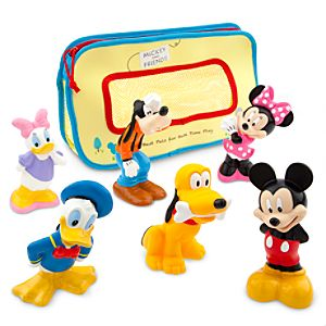 Mickey and Friends Bath Toys for Baby