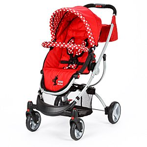 Minnie Mouse Stroller - The First Years Indigo