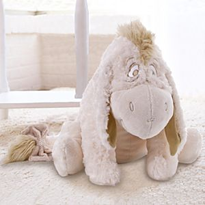 Eeyore Plush for Baby - Large Heirloom 25