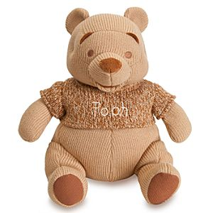 Winnie the Pooh Heirloom Plush for Baby - 15