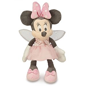 Fairy Minnie Mouse Plush for Baby - Small - 13