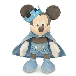 Prince Mickey Mouse Plush for Baby - Small - 12