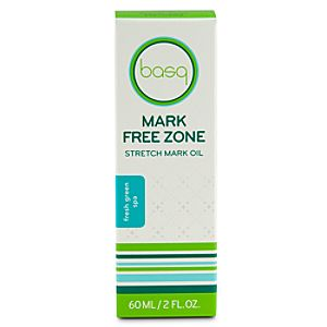Mark Free Zone Stretch Mark Oil by basq - Fresh Green Spa