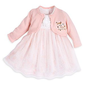 Bambi Deluxe Dress Set for Baby
