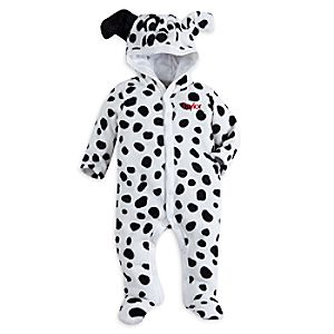 101 Dalmatians Costume Romper for Baby - Personalizable
