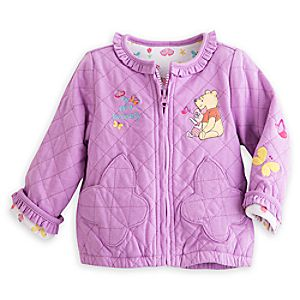 Winnie the Pooh Hooded Jacket for Baby