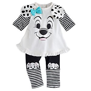 101 Dalmatians Knit Set for Baby