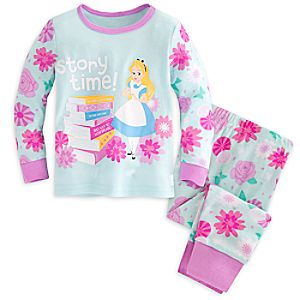 Alice in Wonderland PJ PALS for Baby