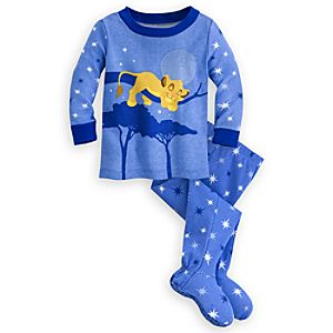 Simba Footed PJ PALS for Baby