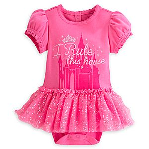 Disney Princess Disney Cuddly Bodysuit for Baby