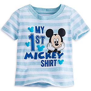 Mickey Mouse My First Tee for Baby