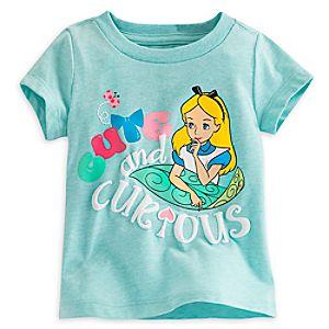 Alice in Wonderland Tee for Baby