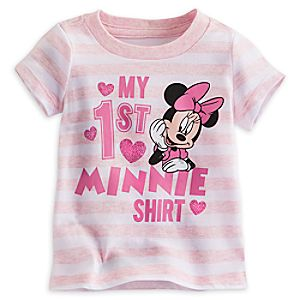 Minnie Mouse My First Tee for Baby
