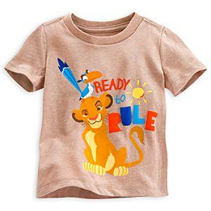 Simba Tee for Baby
