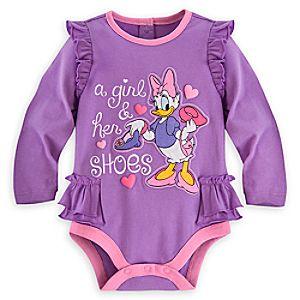 Daisy Disney Cuddly Bodysuit for Baby