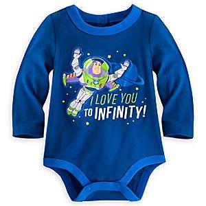 Buzz Lightyear Disney Cuddly Bodysuit for Baby