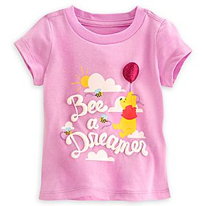 Winnie the Pooh Tee for Baby