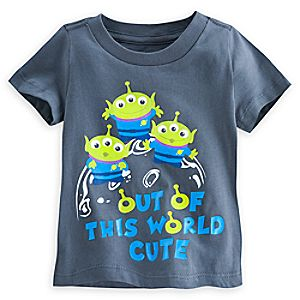 Aliens Tee for Baby - Toy Story