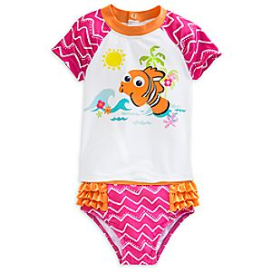 Nemo Rash Guard Swimsuit for Baby