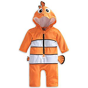 Nemo Wetsuit for Baby