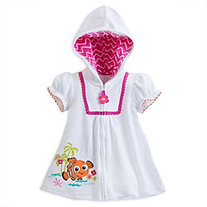 Nemo Swim Cover-Up for Baby