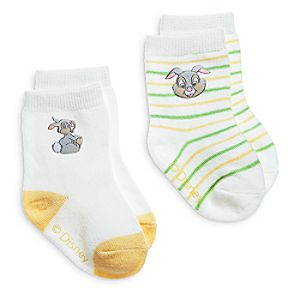 Thumper Sock Set for Baby - 2 Pack