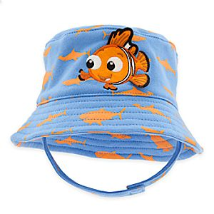 Nemo Swim Hat for Baby