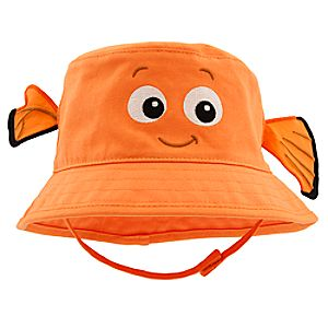 Nemo Character Swim Hat for Baby