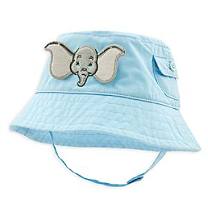 Dumbo Sun Hat for Baby - Blue