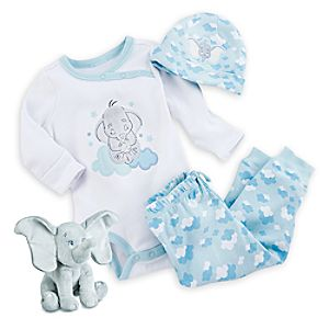 Dumbo Gift Set for Baby