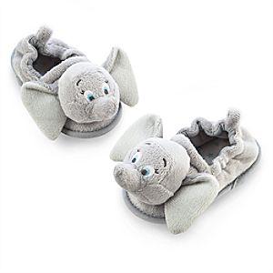 Dumbo Plush Slippers for Baby