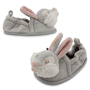 Thumper Plush Slippers for Baby
