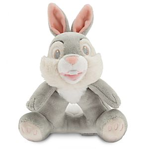 Thumper Plush Rattle for Baby