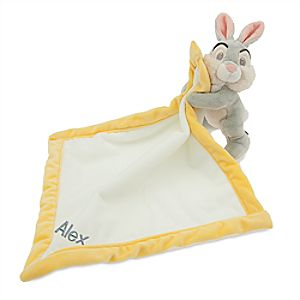 Thumper Plush Blankie for Baby - Personalizable