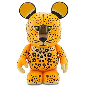 Vinylmation The Animal Kingdom Series 3 Figure - Leopard