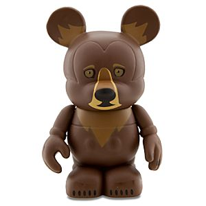 Vinylmation The Animal Kingdom Series 3 Figure - Bear