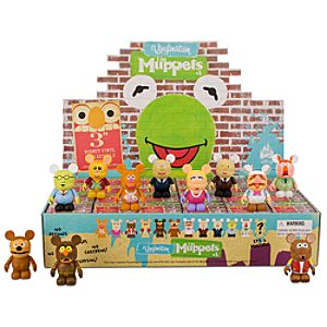 Vinylmation The Muppets 1 Series Figures - 3 - Tray of 24-Pc.