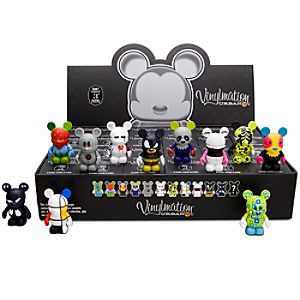 Vinylmation Urban 4 Series Figures - 3 - Tray of 24-Pc.