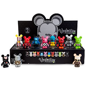 Vinylmation Urban 5 Series Figures - 3 - Tray of 24-Pc.