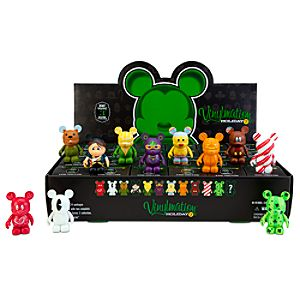 Vinylmation Holiday 2 Series Figures - 3 - Tray of 24-Pc.