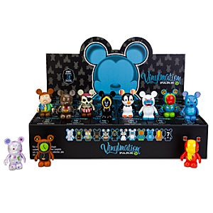 Vinylmation Park 5 Series Figures - 3 - Tray of 24-Pc.