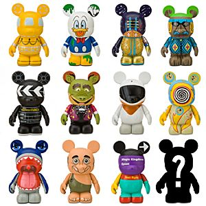 Vinylmation Park 6 Series 3 Figures -- Tray of 24-Pc.